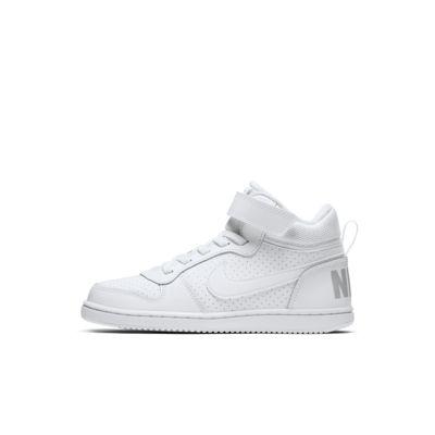 NikeCourt Borough Mid Younger Kids' Shoe