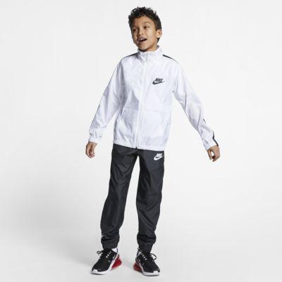 Nike Sportswear Web-Trainingsanzug für ältere Kinder