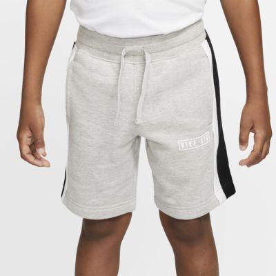Nike Air Little Kids' Fleece Shorts