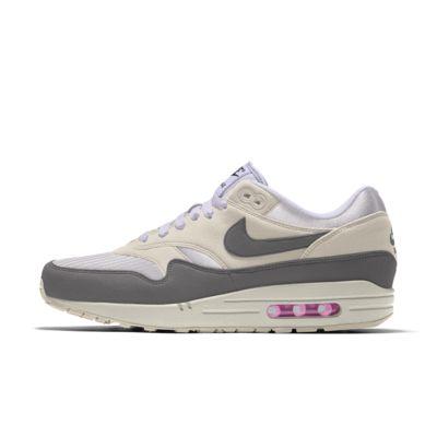 Specialdesignad sko Nike Air Max 1 By You för kvinnor