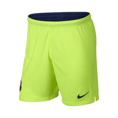 2018/19 FC Barcelona Stadium Away Men's Football Shorts