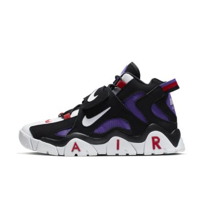 Nike Air Barrage Mid QS 男子运动鞋