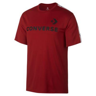 Converse Men's Track T-Shirt