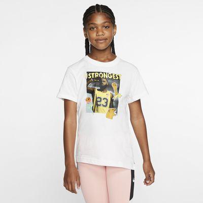 LeBron 大童(女孩)T恤