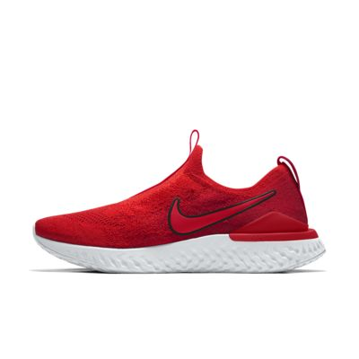 Specialdesignad löparsko Nike Epic Phantom React Flyknit By You för män