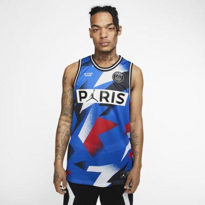Pánský dres ze síťoviny Paris Saint-Germain
