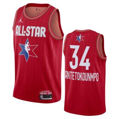 Camiseta Jordan NBA Swingman Giannis Antetokounmpo All-Star