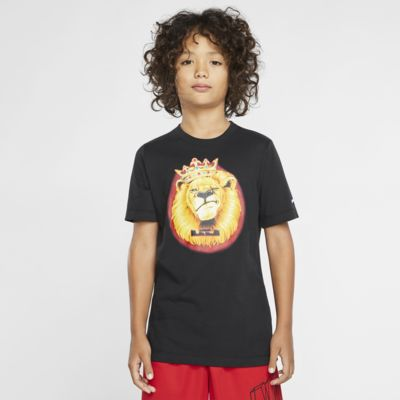 Nike Dri-FIT LeBron 大童籃球 T 恤
