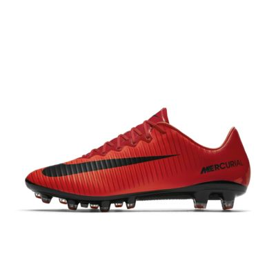 Nike Mercurial Veloce III AG-PRO Artificial-Grass Women's Football Shoes Red/Black nC7529J