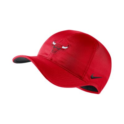 Chicago Bulls Nike AeroBill Featherlight NBA 帽款