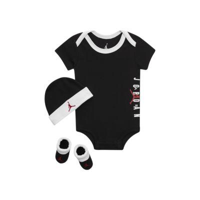 Tredelat set Jordan Jumpman Air för baby