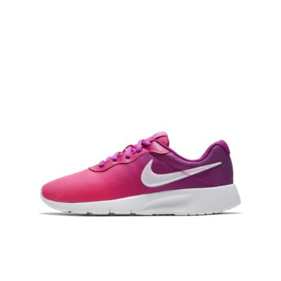 Nike Tanjun Print Big Kids' Shoe