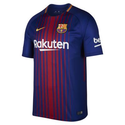 2017/18 赛季巴萨(Messi)男子足球球迷服