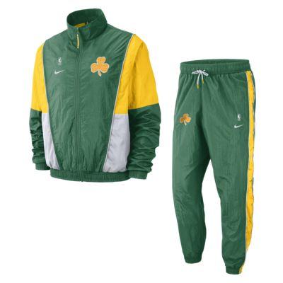Boston Celtics Nike Xandall de l'NBA - Home