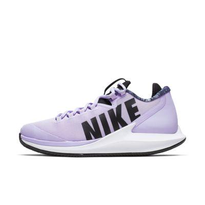 Tennissko för grus NikeCourt Air Zoom Zero för kvinnor