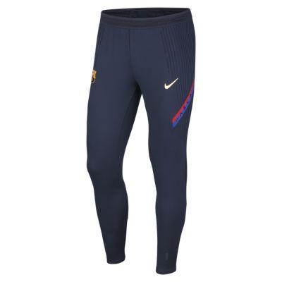 Мужские футбольные брюки Nike VaporKnit FC Barcelona Strike