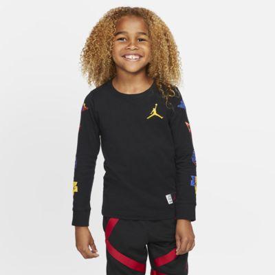 Tee-shirt à manches longues Jordan Jumpman pour Jeune enfant
