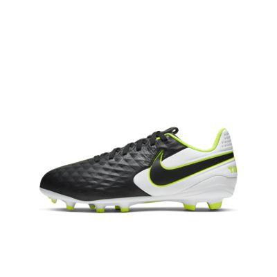 Nike Jr. Tiempo Legend 8 Academy MG Fußballschuh für verschiedene Böden für jüngere/ältere Kinder