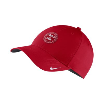 Nike College AeroBill Legacy91 (Ohio State) Cap