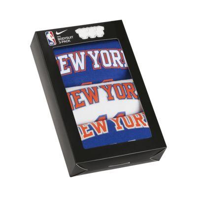 Lot de 3 bodys Nike NBA Knicks pour Bébé