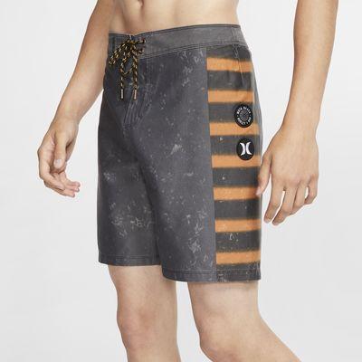 "Hurley x Roland Sands Men's 18"" Board Shorts"