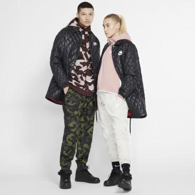 Quiltet Nike Sportswear NSW-jakke