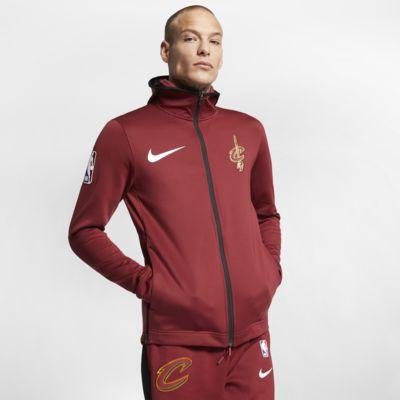 Cleveland Cavaliers Nike Therma Flex Showtime NBA-hoodie voor heren