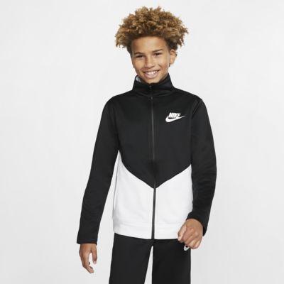 Nike Sportswear-tracksuit til store børn