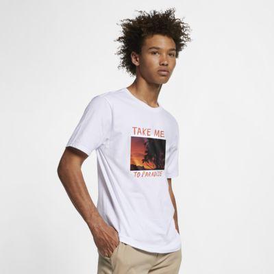 Hurley Premium Take Me to Paradise Men's T-Shirt