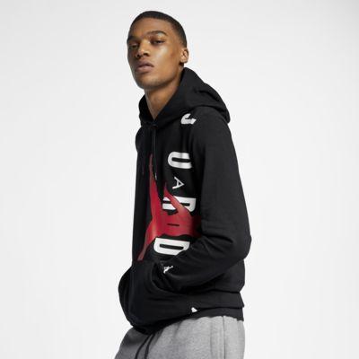 Jordan Jumpman Air Lightweight Fleece-Pullover für Herren