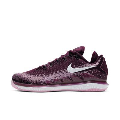 NikeCourt Air Zoom Vapor X Knit Damen-Tennisschuh für Hartplätze