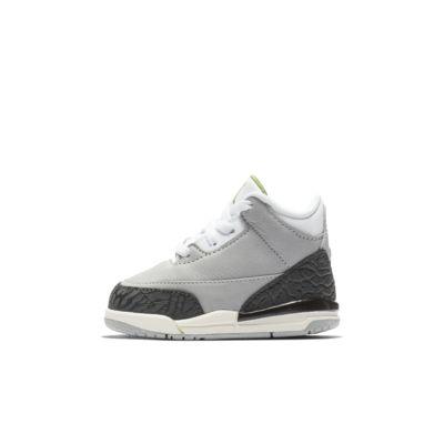 รองเท้าทารกและเด็กวัยหัดเดิน Air Jordan Retro 3