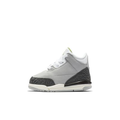 Air Jordan Retro 3 Baby & Toddler Shoe