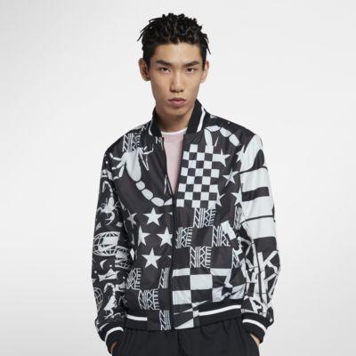 Nike Sportswear男子印花夹克