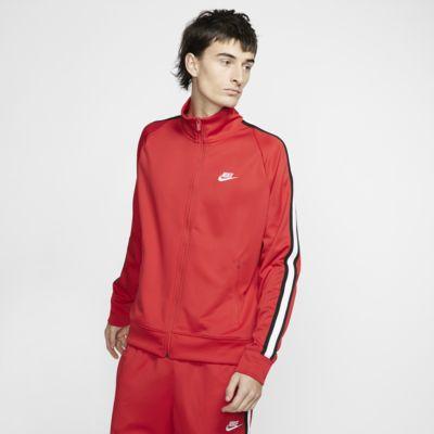 Veste de survêtement en maille Nike Sportswear N98 pour Homme