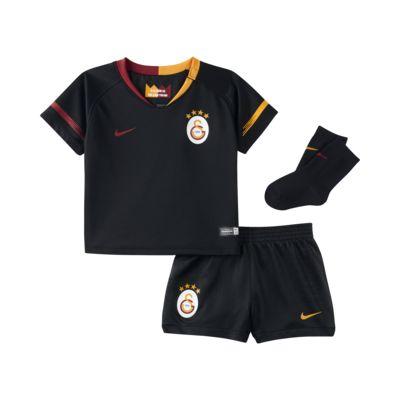 Kit de fútbol para bebé e infantil de visitante Stadium del Galatasaray S.K. 2018/19