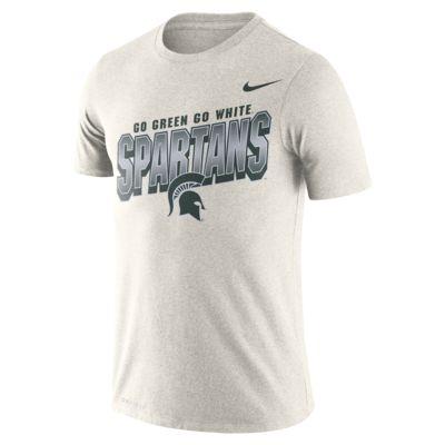 Nike College Dri-FIT (Michigan State) Men's T-Shirt