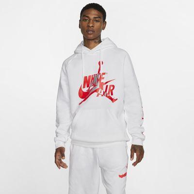 Φλις μπλούζα με κουκούλα Jordan Jumpman Classics