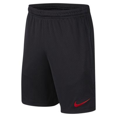 Fotbollsshorts Nike Dri-FIT Paris Saint-Germain Strike för ungdom