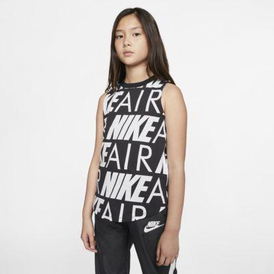 Nike Air Big Kids' (Girls') Tank