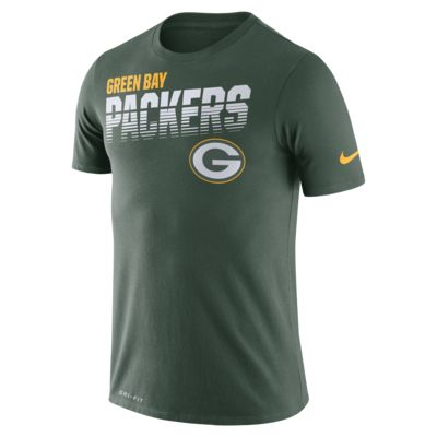 Playera manga corta para hombre Nike Legend (NFL Packers)