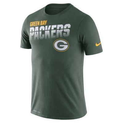 Tee-shirt à manches longues Nike Legend (NFL Packers) pour Homme