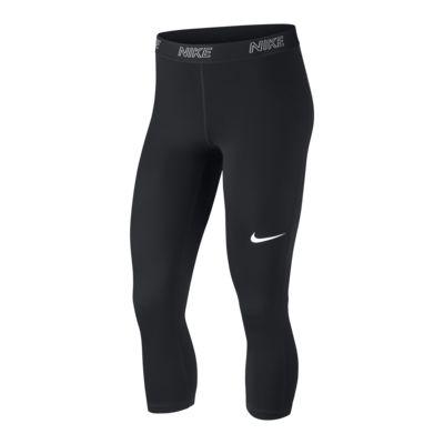 Träningstights i caprilängd Nike Victory för kvinnor