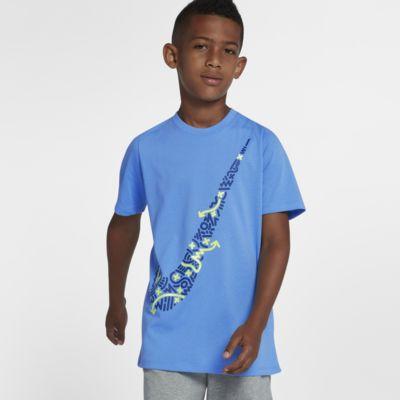 Nike Dri-FIT 大童 (男童) 訓練 T 恤
