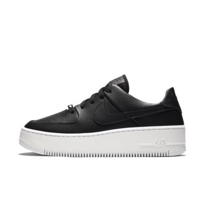 nike donna air force 1 nere