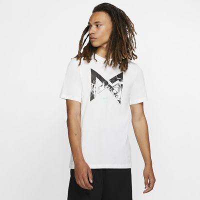T-shirt de basquetebol PG Nike Dri-FIT para homem