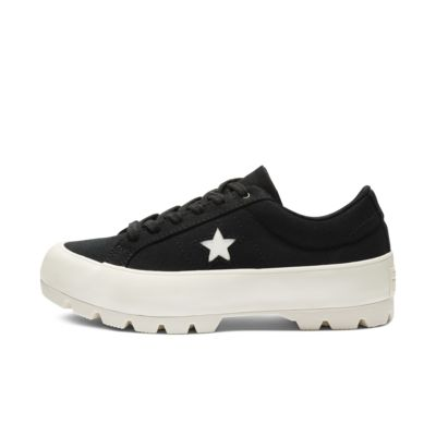 One Star Lugged Platform Low Top by Nike