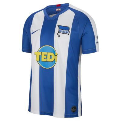 Hertha BSC 2019/20 Stadium Home Men's Football Shirt