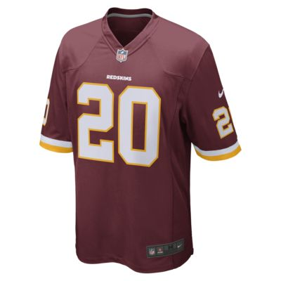 NFL Washington Redskins (Landon Collins) Men's Game Football Jersey