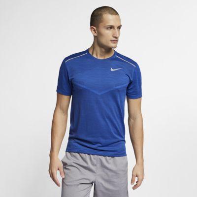 Nike TechKnit Ultra Men's Short-Sleeve Running Top